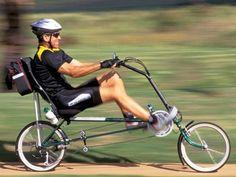 Recumbent Bicycle