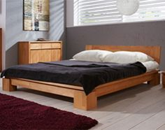 Łóżko VINCI niskie
