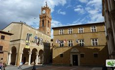"""Pienza is a charming village widely known as the """"ideal city of the Renaissance"""".  Here you can read an itinerary through its main attractions.  #tuscany #italy #europe"""