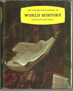 The Concise Encyclopedia of World History