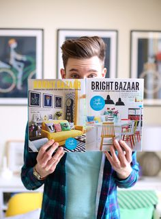 Will Taylor-Bright Bazaar Book