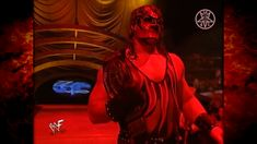 Kane during his 2001 reign as I.C. Champion