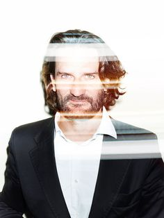 Frederic Beigbeder by Lars Borges