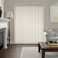 Shot Silk Pearl Blackout Vertical Blind from Blinds 2go