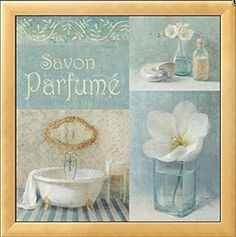 FRAMED Parfum II by Danhui Nai 12x12 Wall Art Print Poste... https://www.amazon.com/dp/B00M8I36D0/ref=cm_sw_r_pi_dp_x_g64.ybXNBNH12 #buyartforless