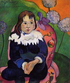 File:Paul Gauguin Mr Loulou.jpg
