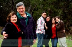 Family portraits with adult children by Simone Epiphany Photography in Austin Texas