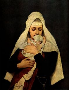 Findelkind (the Foundling) - Gabriel Cornelius Ritter Von Max
