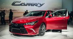 Toyota Camry Specifications photo