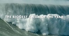 Shredding Monsters es un documental de Pedro Temboury para Olympic Channel que cuenta como 5 surfers de olas grandes viajan a Nazaré para el swell del año