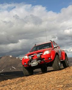 The badest of the bad extreme off-road truck - Toyota Hilux