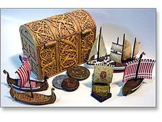 Viking Adventure Game - Games, Toys & Puzzles - SCANDIHOOVIAN FUN