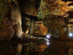 Sardinia – Caves of Ulassai (Ogliastra) by Luigi FDV