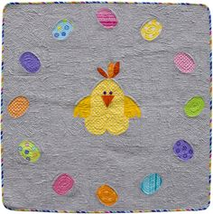 Meet the Peeps! #newquiltpattern #southwindquilts #dimensionalcurves