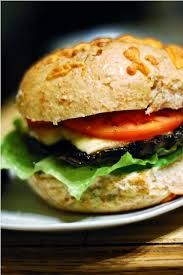 PORTOBELLO BURGER: Preheat a grill or grill pan. Whisk together 1 ...