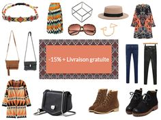 Style d'automne #codepromo #Choies