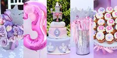 When you're a 3-year-old named Sophia who loves princesses, it's pretty inevitable that you're going to request a Sofia the First birthday party. But this magical soiree, thrown by Christine Zohrabians of Fancy That! Events for her daughter, goes far