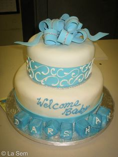 baby shower cakes from cinderella cakes bakery | baby shower cake 1 baby shower cake 2 baby shower cake 3