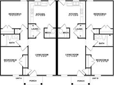 First Floor of Plan ID: 16030