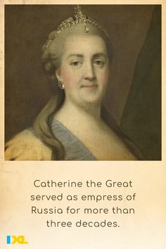 She overthrew her husband Peter III and assumed power #OnThisDay in 1762. #TBT American Symbols, American History, Countries Of Asia, Number Grid, Primary And Secondary Sources, Cardinal Directions, Branches Of Government, Catherine The Great, Major Holidays