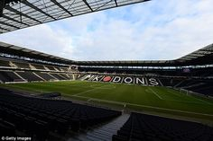 If Tottenham lose out to rivals Chelsea in bid to play at Wembley it will be another bitter blow; But moving to MK Dons for one year might not be so bad...