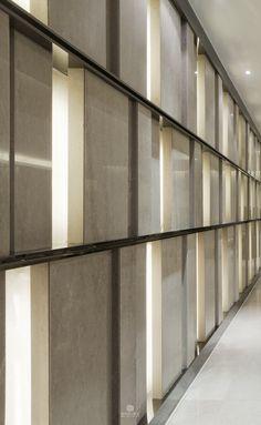 Hotel wall idea!