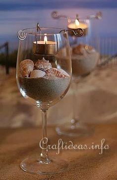 ADD diy ♥❤ www.customweddingprintables.com ... Alive and Livin': Beach Wedding Inspiration