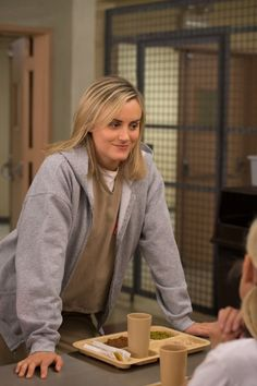 Still of Taylor Schilling in Orange Is the New Black (2013)