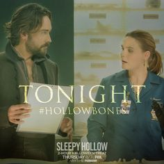The day has finally come. The Bones / Sleepy Hollow crossover event begins at 8/7c on FOX.