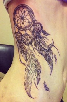 #ink #tattoo #dreamcatcher