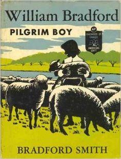 William Bradford Pilgrim Boy: Bradford Smith