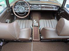 1970 Mercedes-Benz SL Pagode - 280 SL | Classic Driver Market