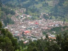 Huari...a beautiful city.... up in the mountains of Peru were I was born!!