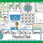 Earth Day/ El Día De La Tierra  unit is  122 pages full of learning!  The following is what is included by page number.   6-13: Earth Day Clothespi...