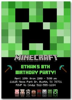 Minecraft invitation maker iphone ipad app 3d invite maker minecraft invitation maker iphone ipad app 3d invite maker minecraft invitation maker pinterest invitation maker stopboris Gallery