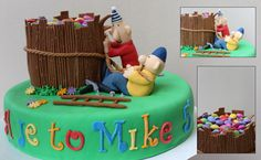 Buurman en buurman taart, een enorm gewild thema!