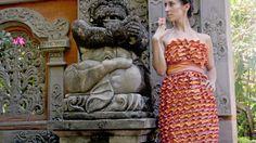 Fartuch Lu! - COOKie - dostępny na FabrykaForm.pl Strapless Dress, Cookies, Dresses, Fashion, Strapless Gown, Crack Crackers, Vestidos, Moda, Fashion Styles