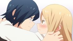 tsurezure children akagi and ryoko Manga Anime, Anime Art, Tsurezure Children, Anime Watch, Romance Art, Anime Child, This Is Love, Tsundere, Anime Love