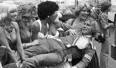 Джеймс Хант легенда Формулы 1 - на треке и за его пределами. «Hunt the Shunt». 60-е