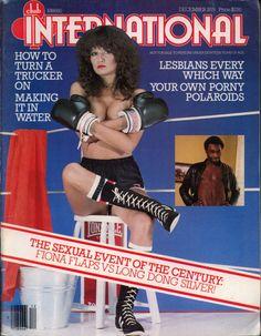 Club International Magazine December 1979 VG by JamesVintageJunk