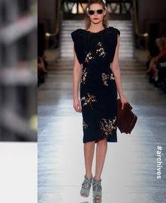 Miu Miu, High Fashion, Luxury, Formal Dresses, Clothes, Black, Design, Style, Formal Gowns