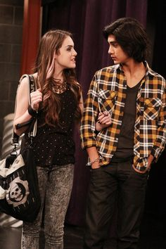 Stage Fighting #Victorious