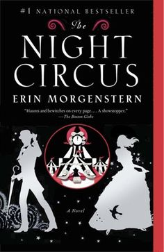 The Night Circus. I. Am. Loving. This. I'm nearly done and may have a different opinion when it concludes but as it is I haven't been able to put it down and unless it breaks my heart at the end I'm won over.