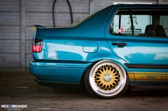 Neck Breakerz -VW Vento (A.K.A. Jetta) VR6-