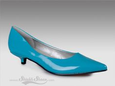 Turquoise Shoes-LOVE