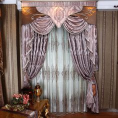 Luxury window curtain - at least 50% off