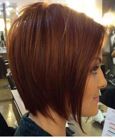 Tapered Bob hairstyles 2018.