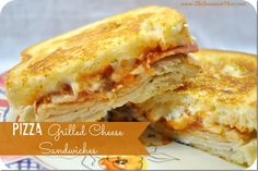 My kids love a classic grilled cheese, and sometimes it's really nice to be able to serve quick and easy sandwiches for supper.  These Pizza Grilled Cheese Sandwiches are the perfect answer to my busiest (or laziest) evenings.  The kids love the fact that I have essentially combined two of their favorite foods, while Keith …