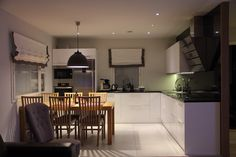 Modern kitchen with open plan Open Plan, Modern, Kitchen, Furniture, Home Decor, Trendy Tree, Cooking, Decoration Home, Room Decor