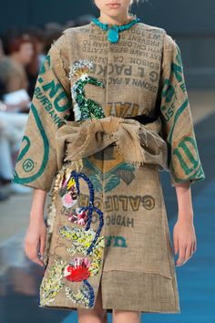 Maison Margiela at Couture Fall 2015 - Details Runway Photos